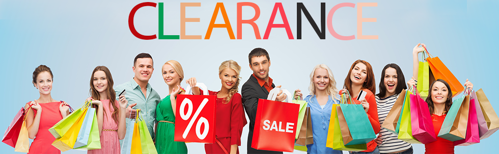 Clearance Sale Discount Coupon Codes